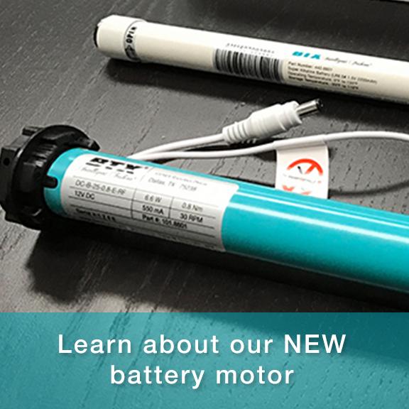 New Battery Motor