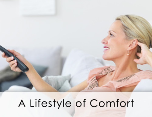 The Smart Home – A Lifestyle of Comfort