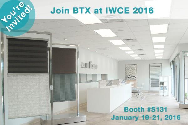 BTX Invites you to IWCE 2016